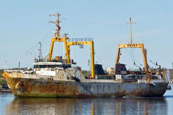 Глава Росрыболовства: главная проблема - старый флот